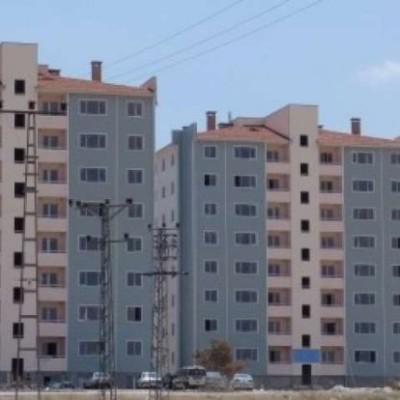nusaybin ilçesi 20 hait ev inşaatı